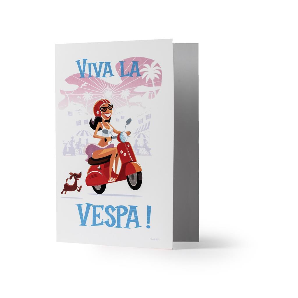 Viva La Vespa