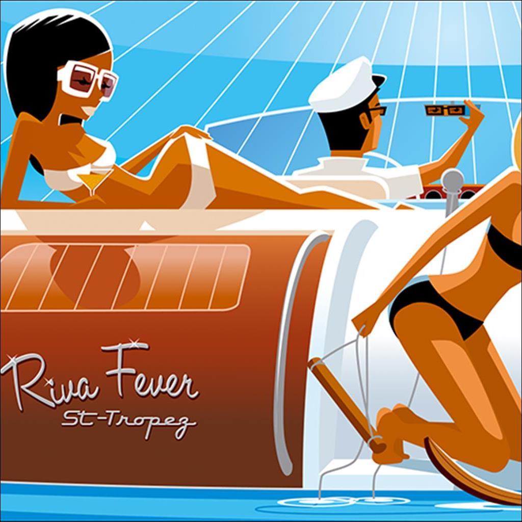 Riva Fever St Tropez