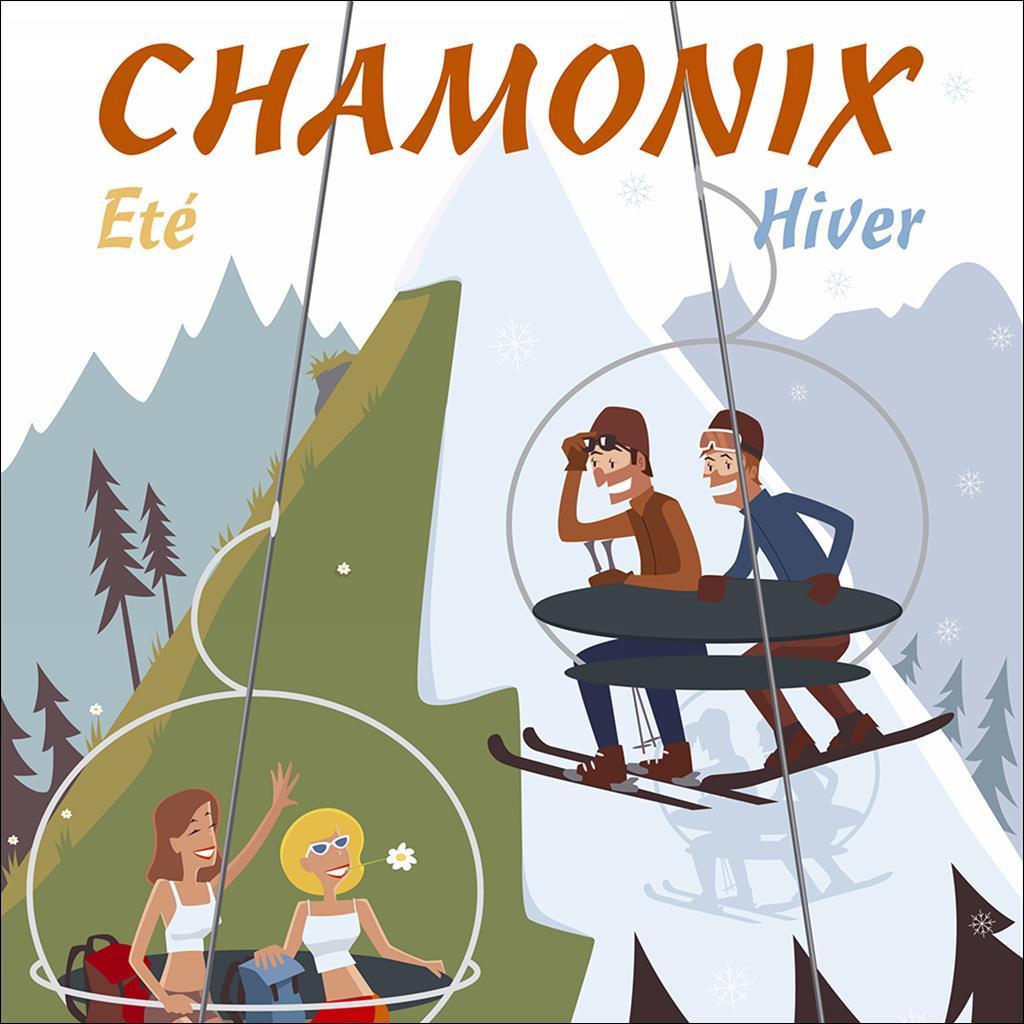 Chamonix Ete/Hiver