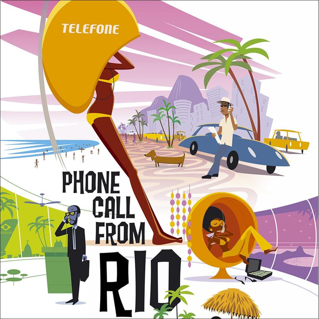 Phone call from Rio