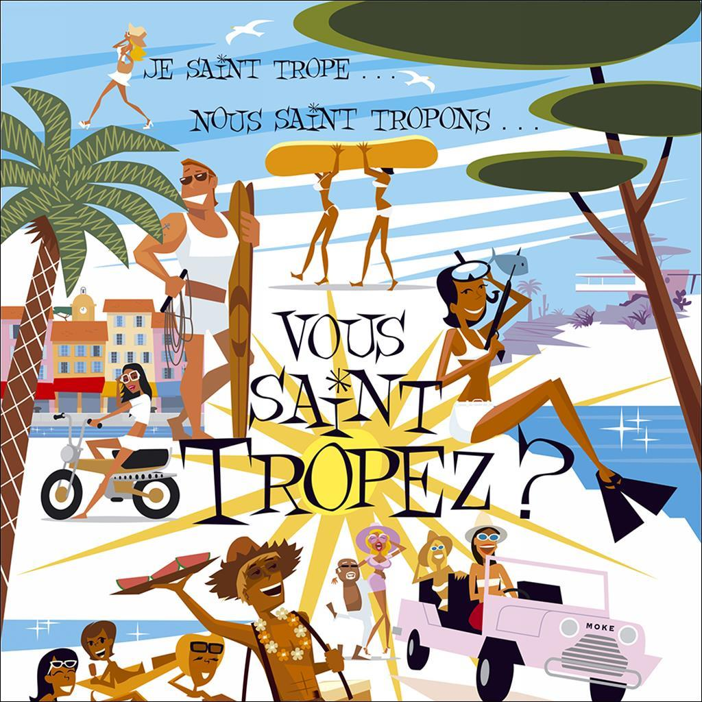 Vous St Tropez?