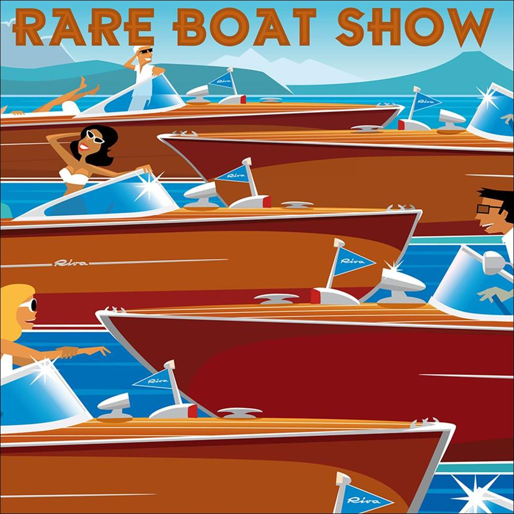 Rare Boat Show