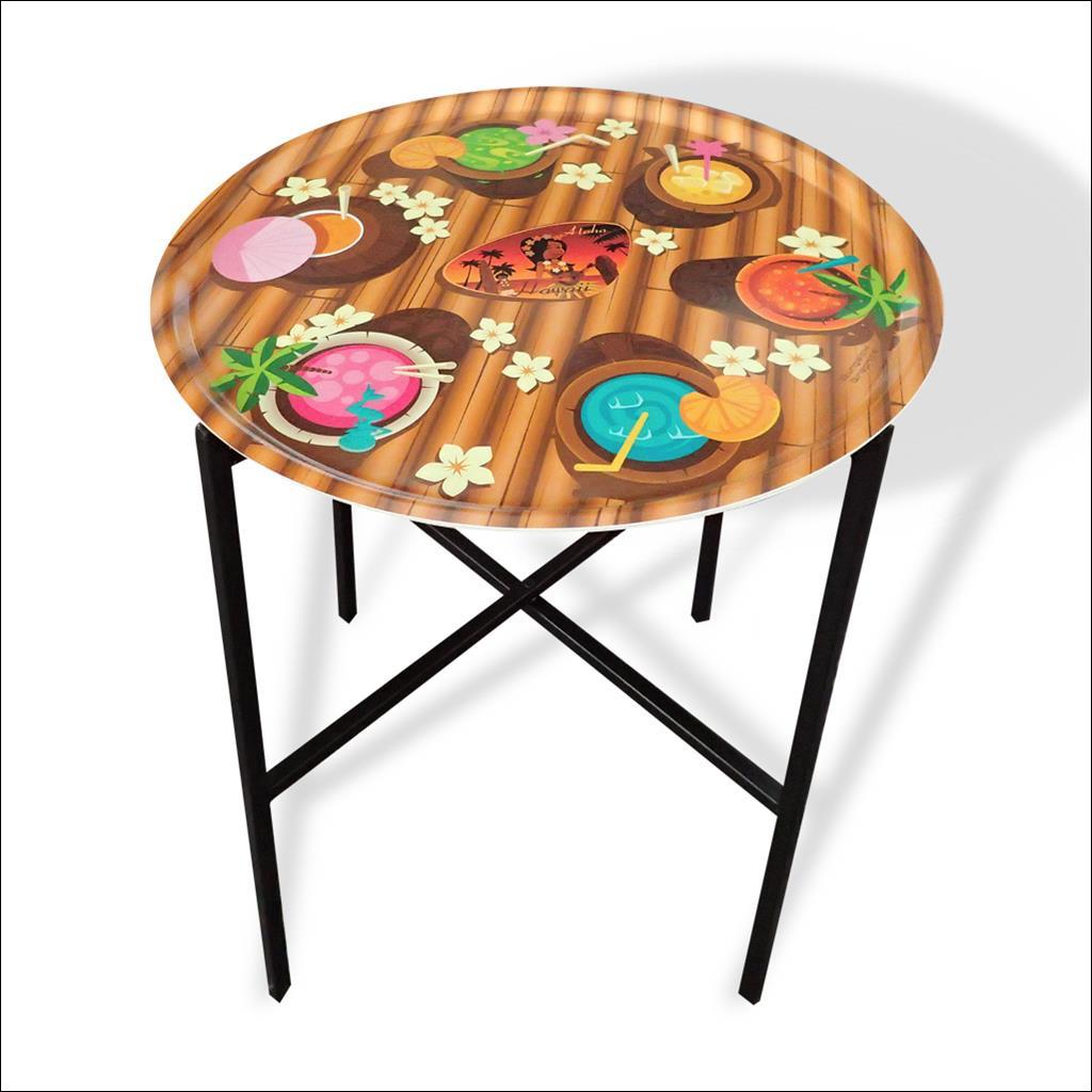 Aloha Plateau table
