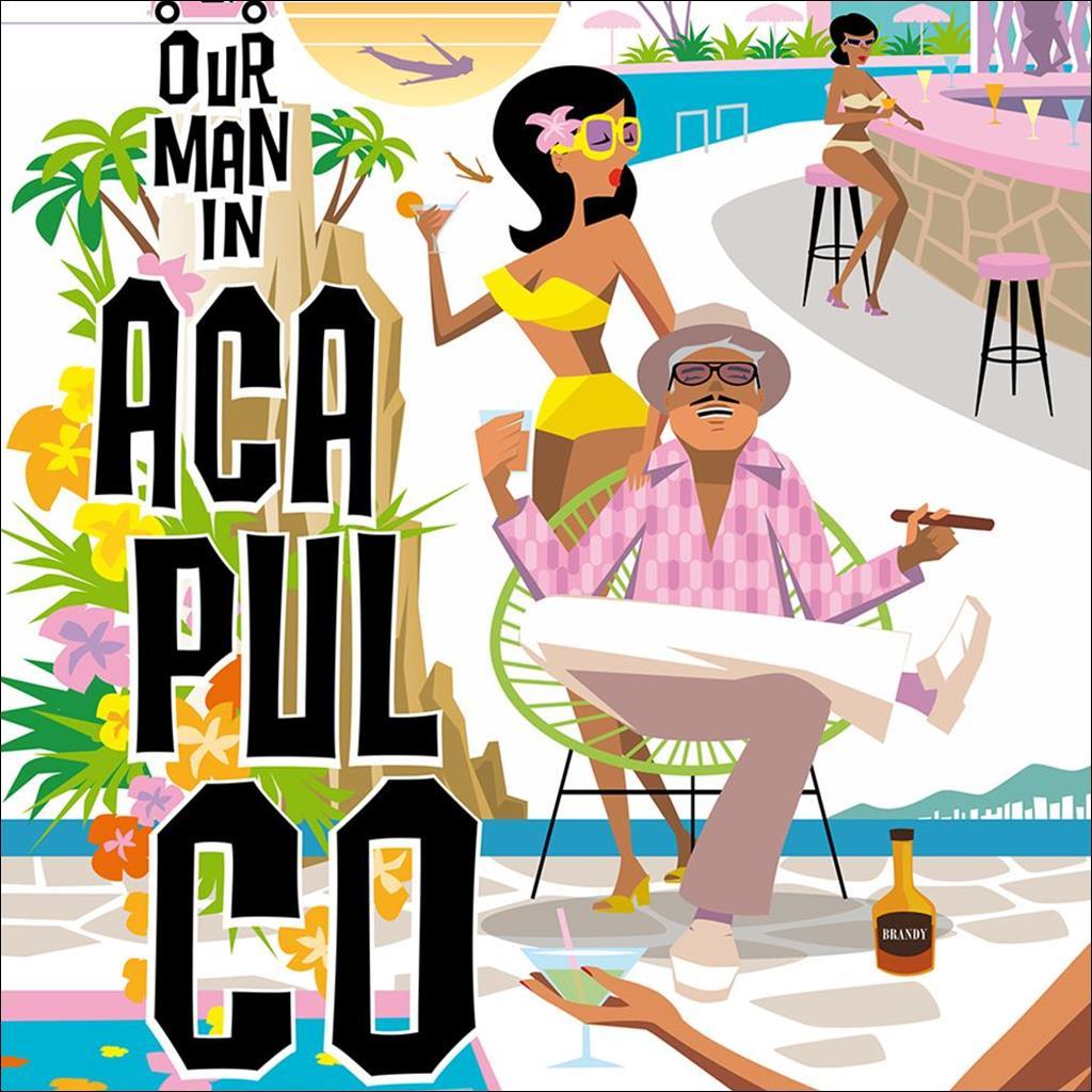 Acapulco man
