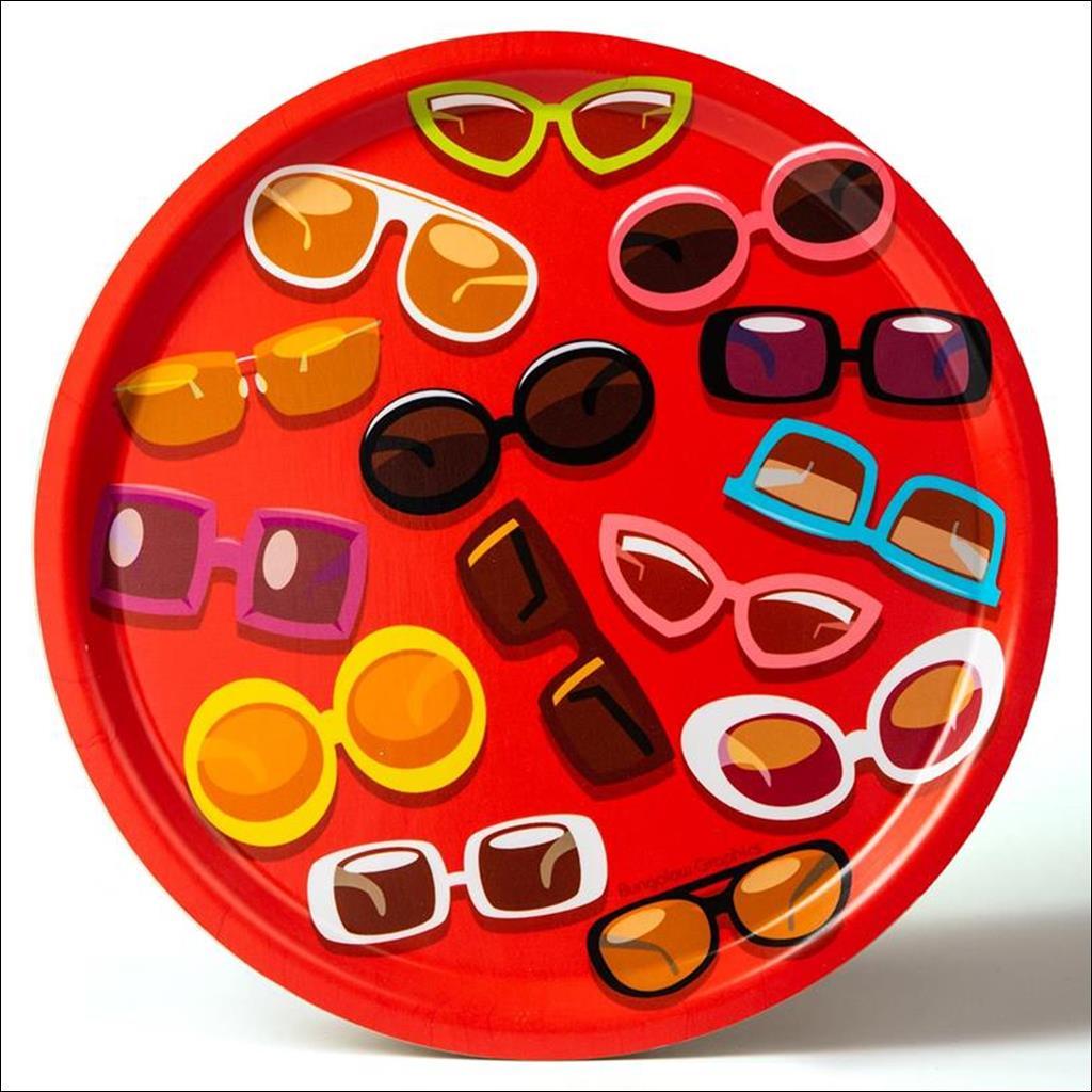 Sunglasses - Plateau bois