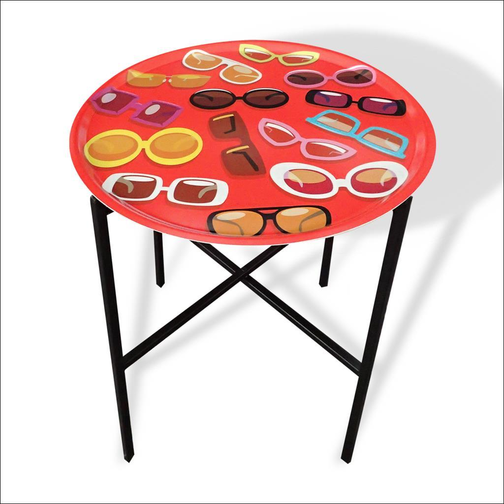 Sunglasses - Tray / table