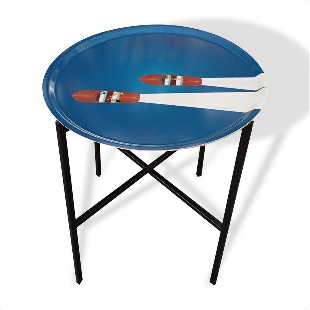 Sillages - Plateau/table