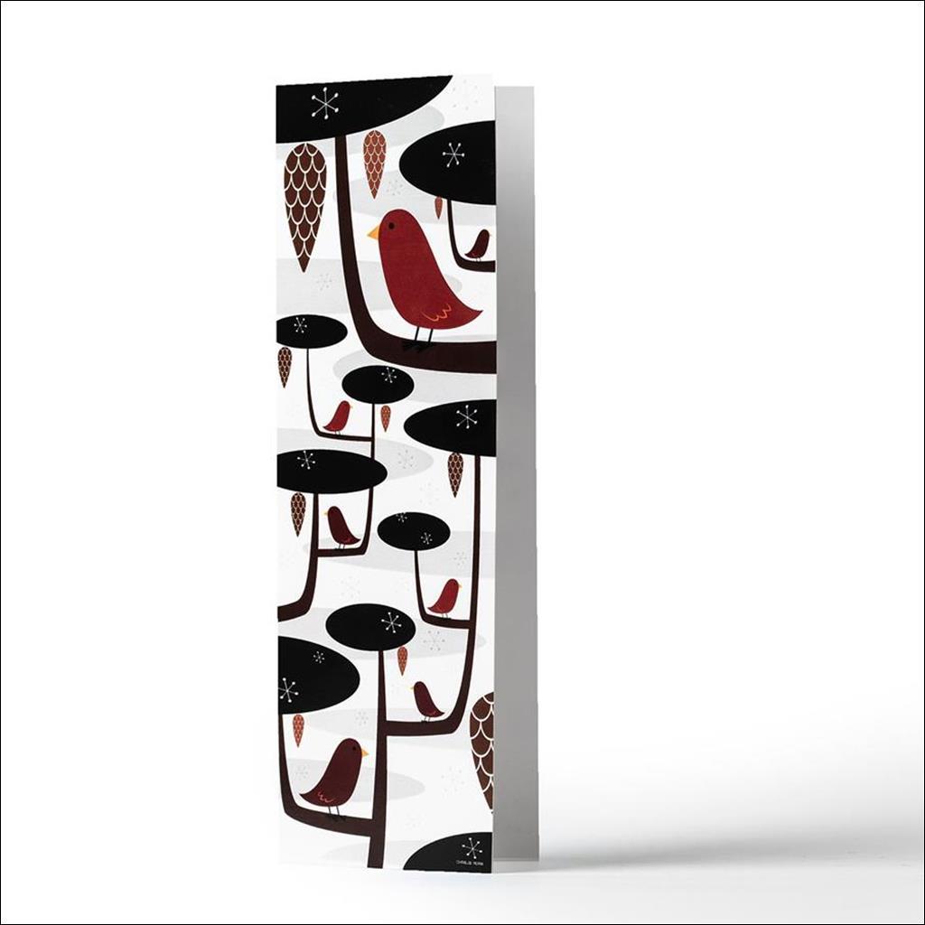 Snowbirds - Carte de Voeux