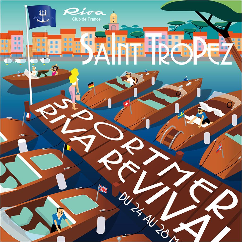 Riva Revival Saint Tropez