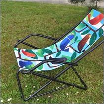 Deckchair - Spring Birds