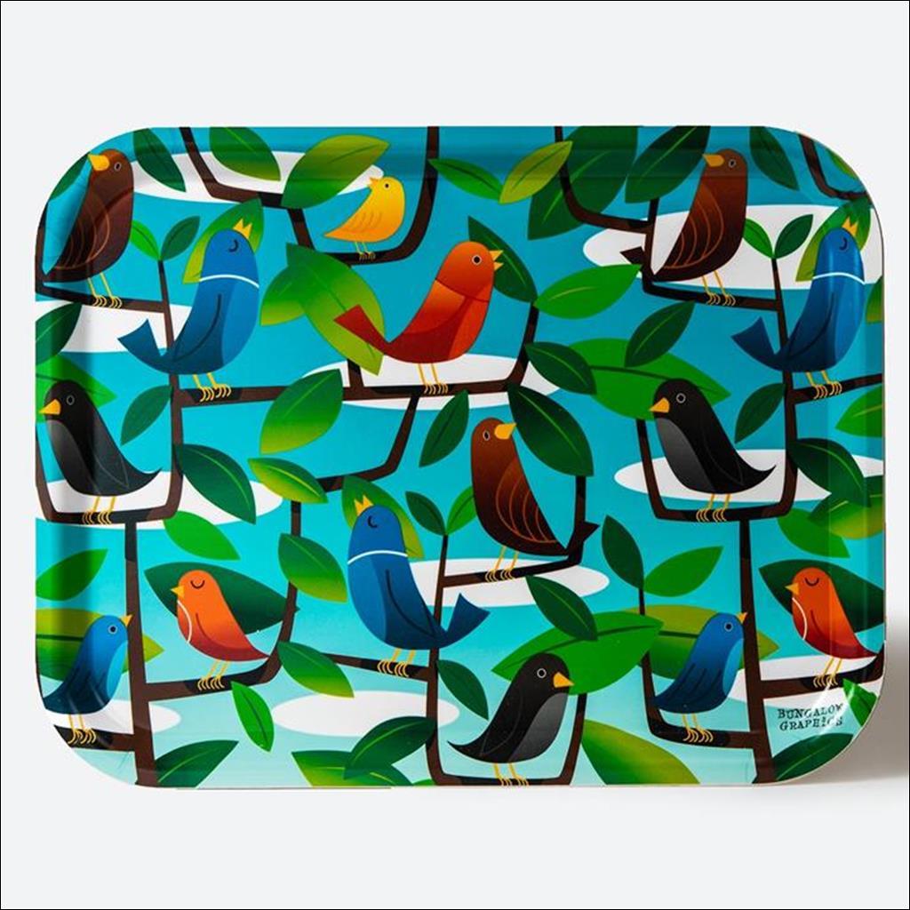 Springbirds - Plateau Bois