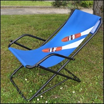 Deckchair - Sillages
