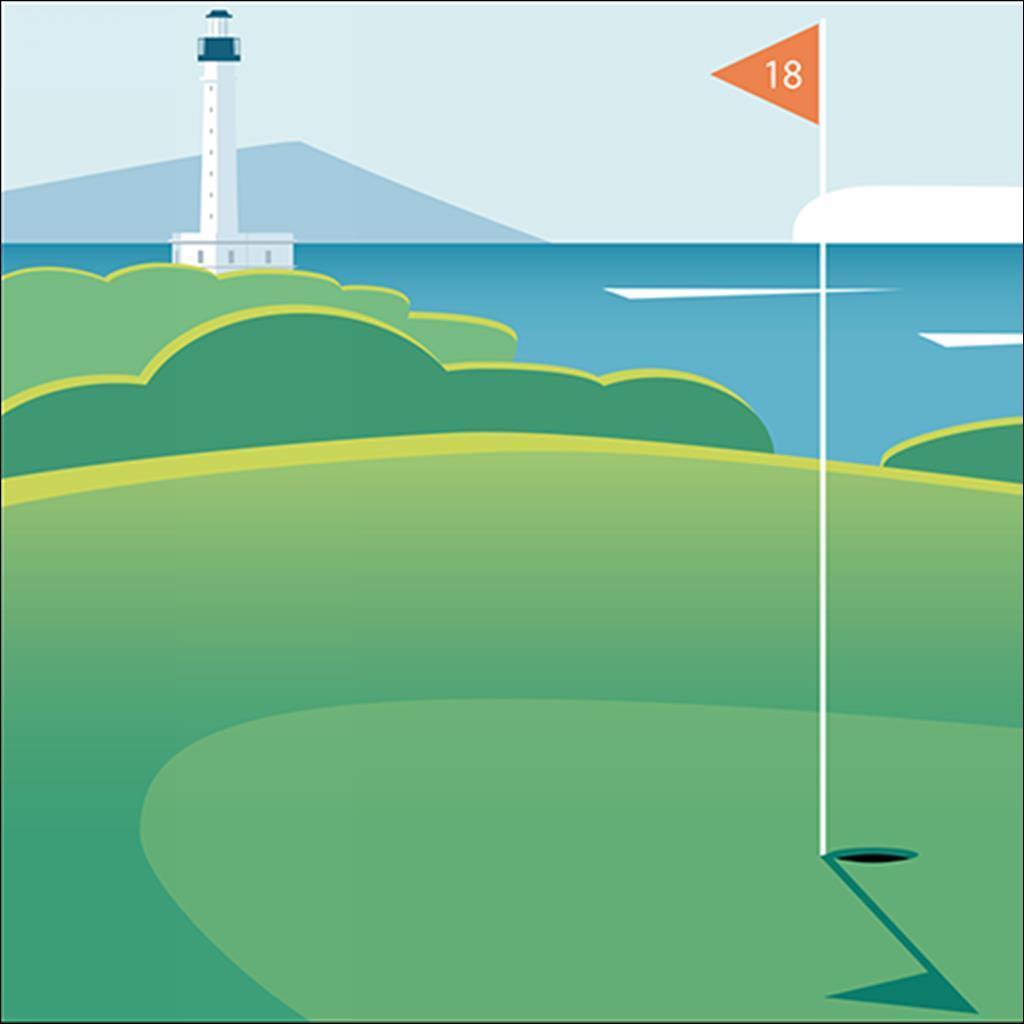 Golf in Biarritz