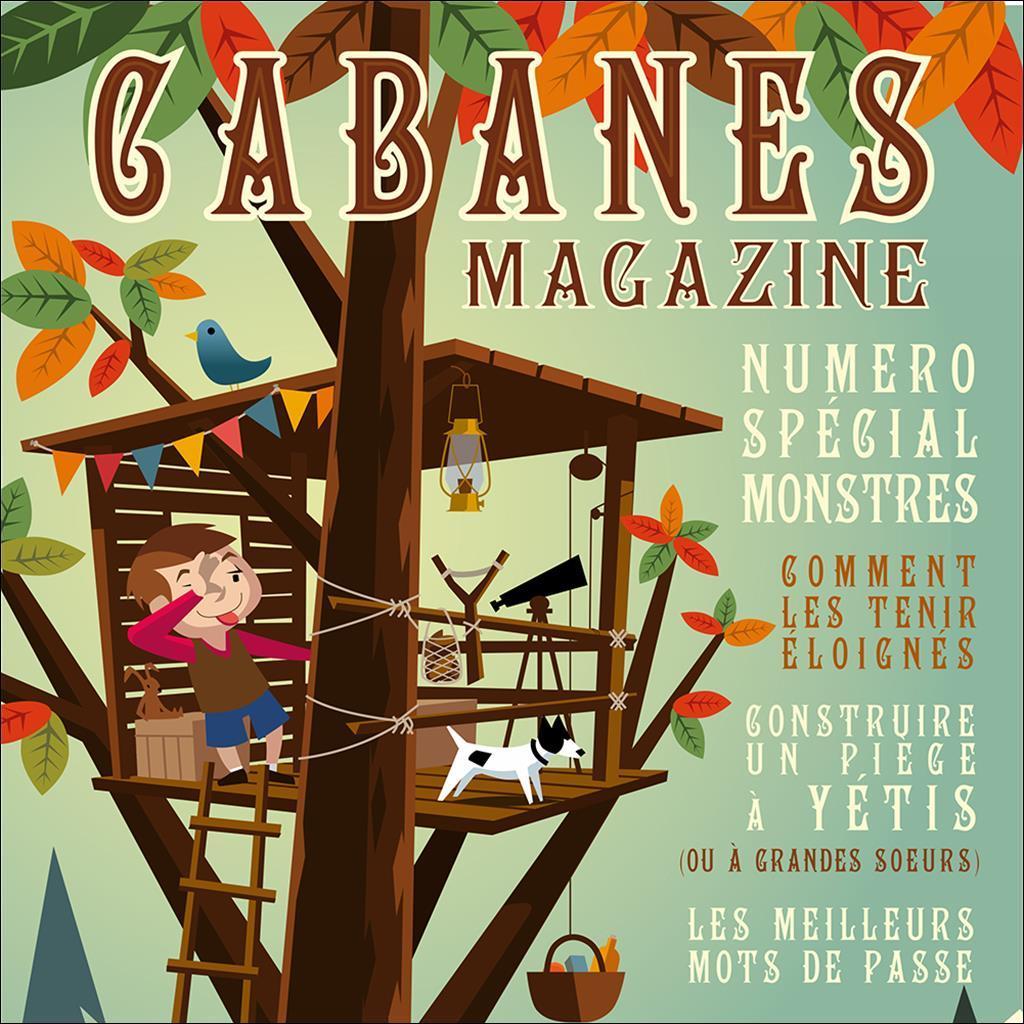 Cabane Magasine
