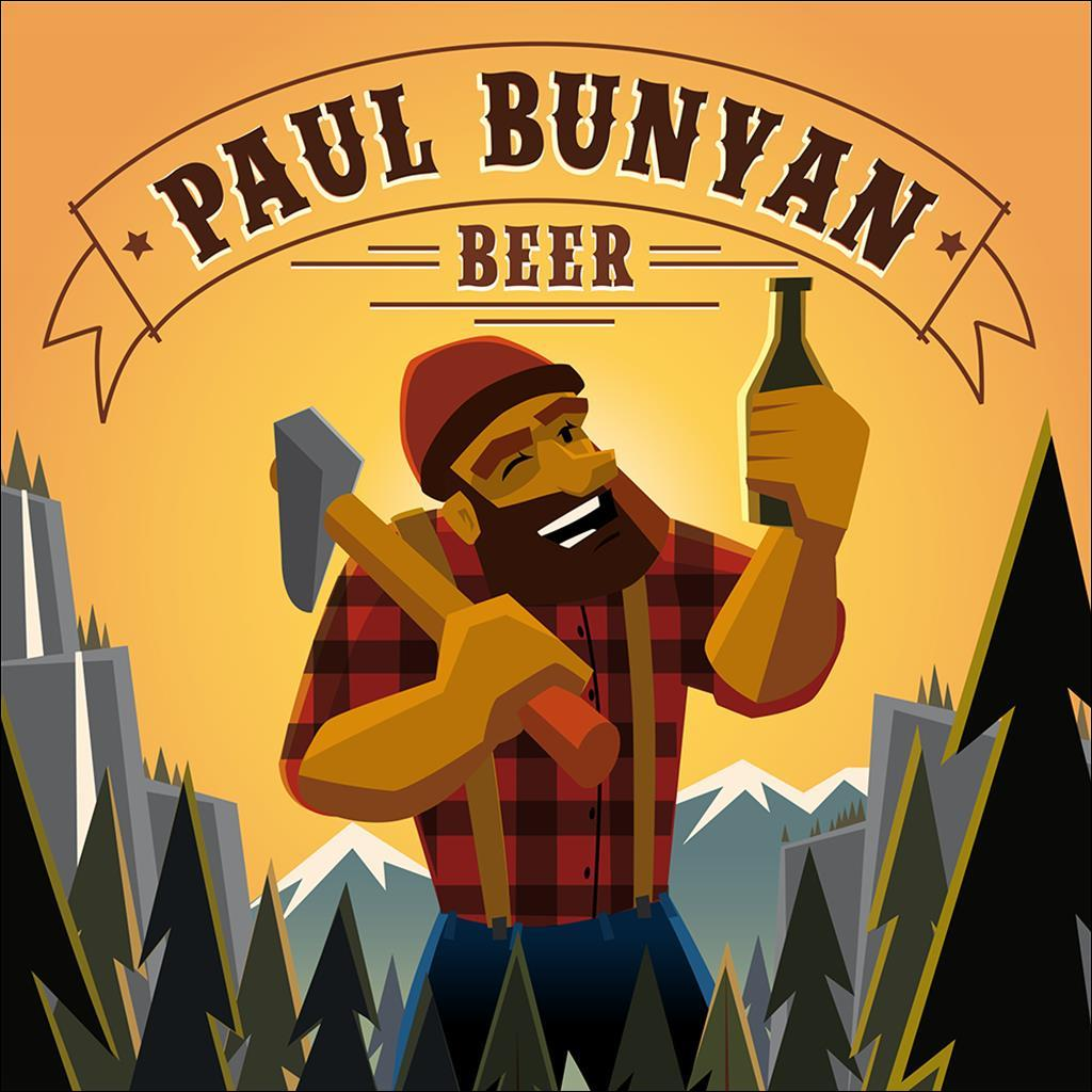 Paul Bunyan Beer