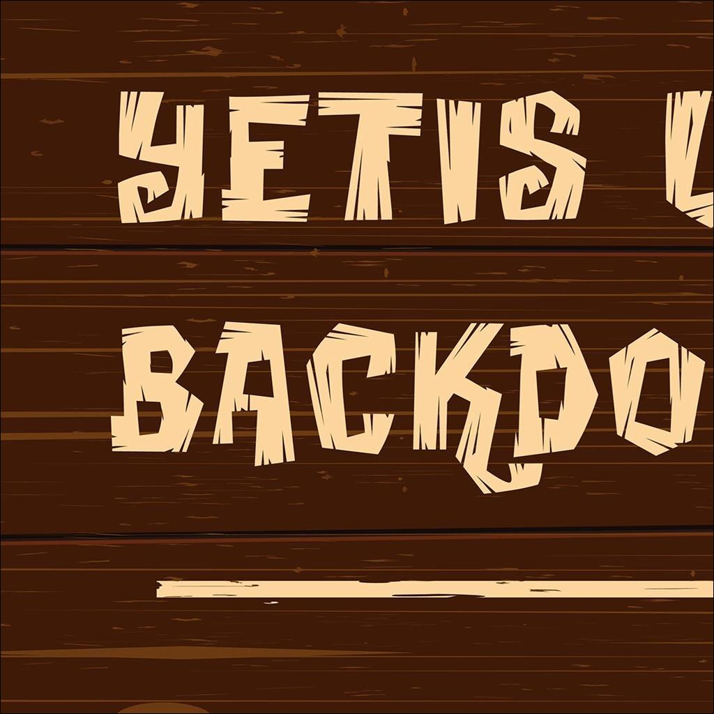 Yetis use backdoor