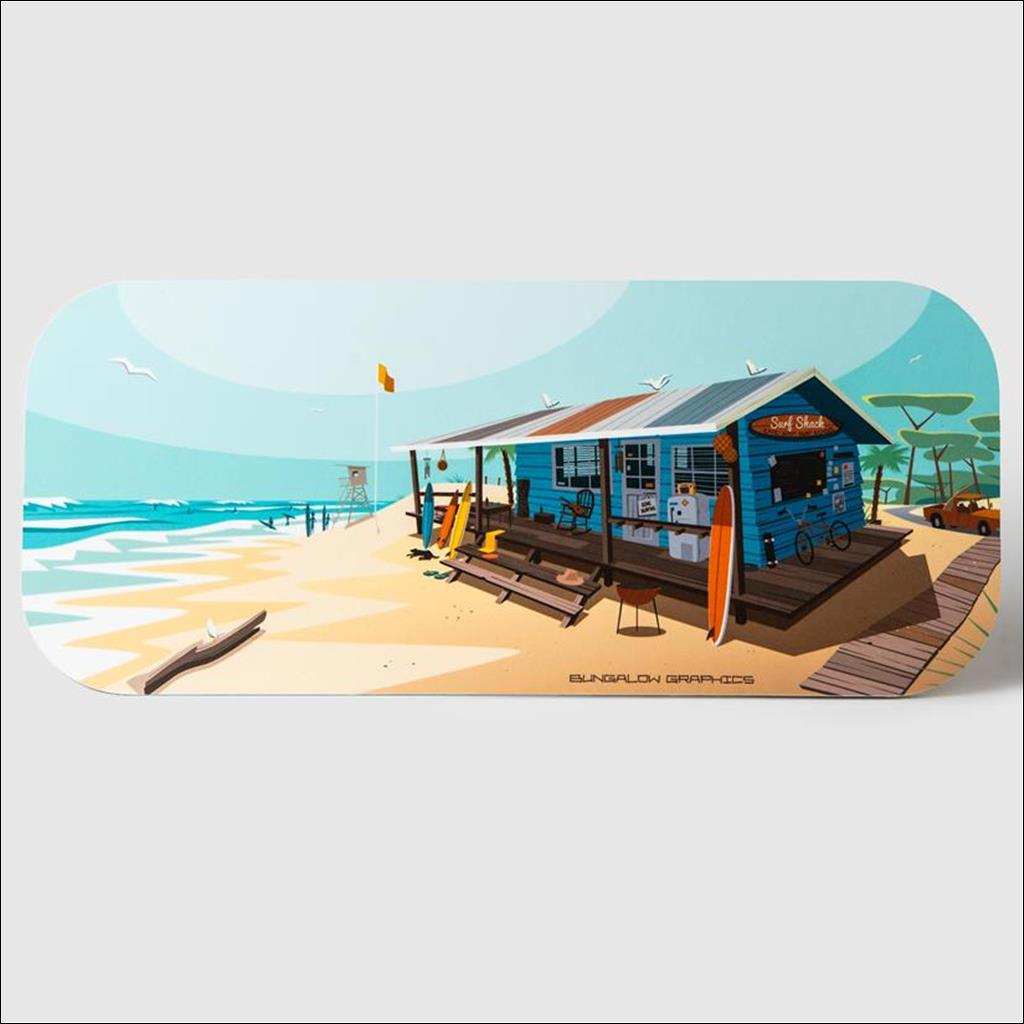 Cutting board - Surf Shack