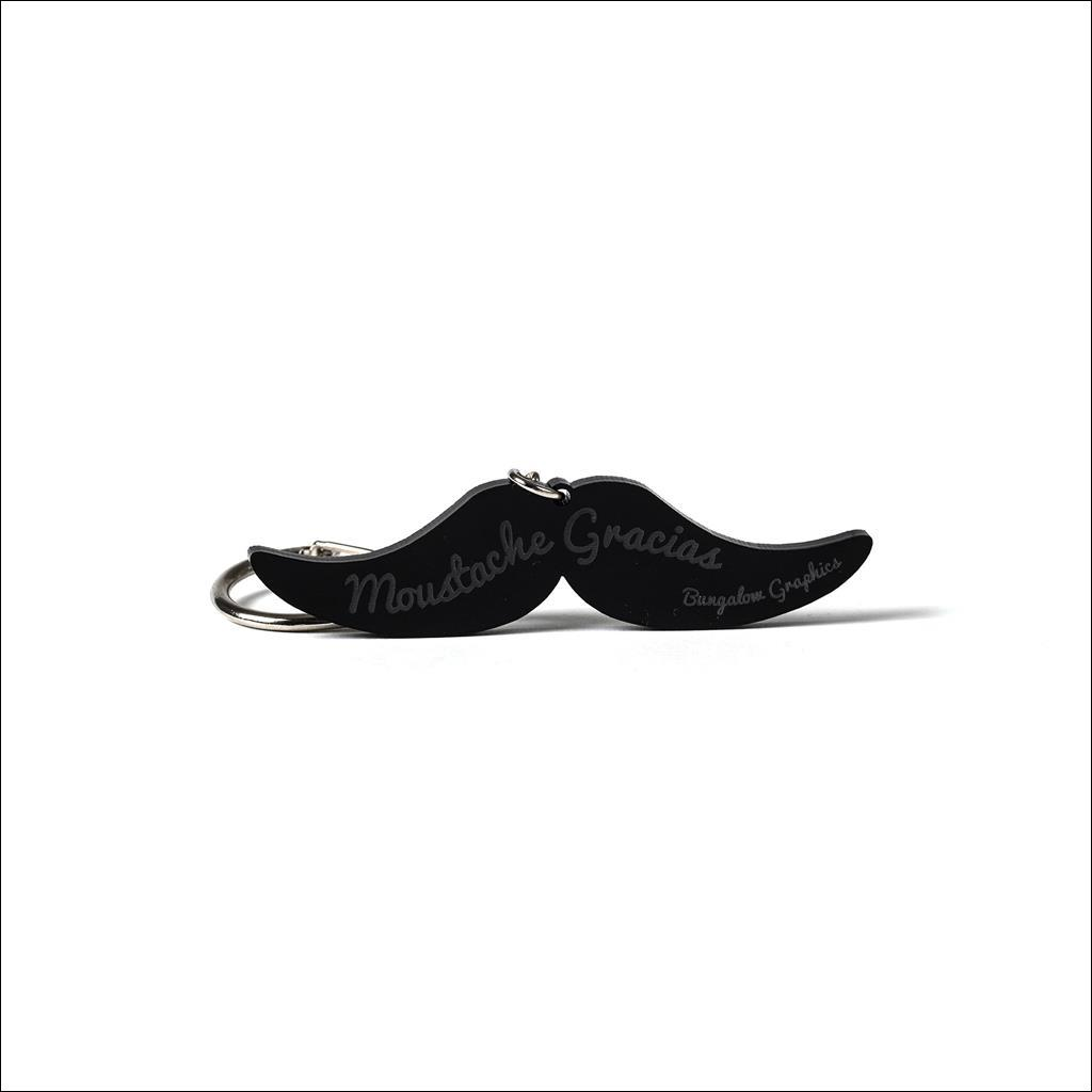 Porte Clé Moustaches
