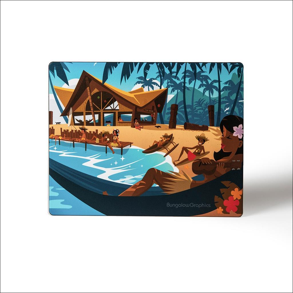Tapis de souris - Lazy Beach