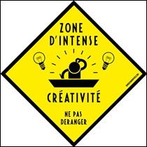 Zone de creativité !