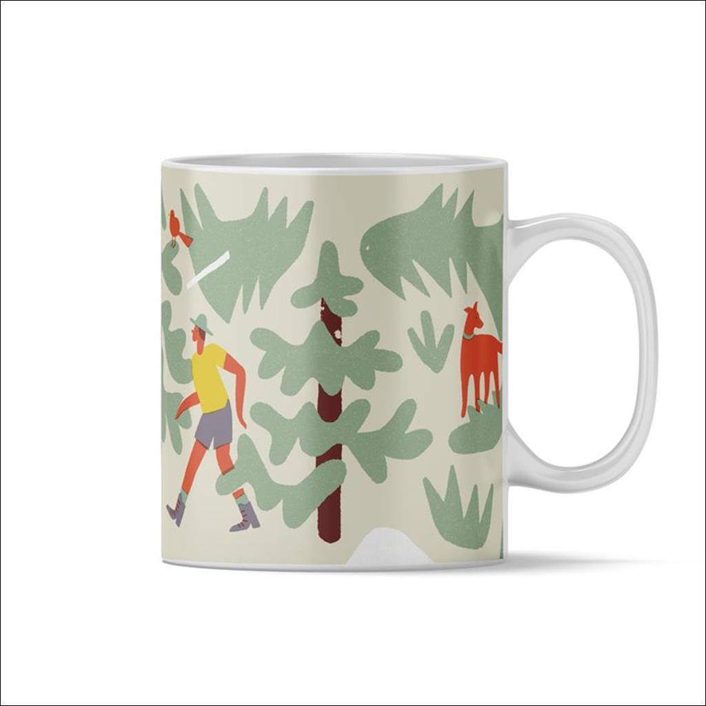 Mug Forêt