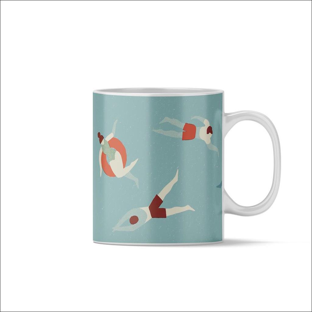 Swimmers Mug