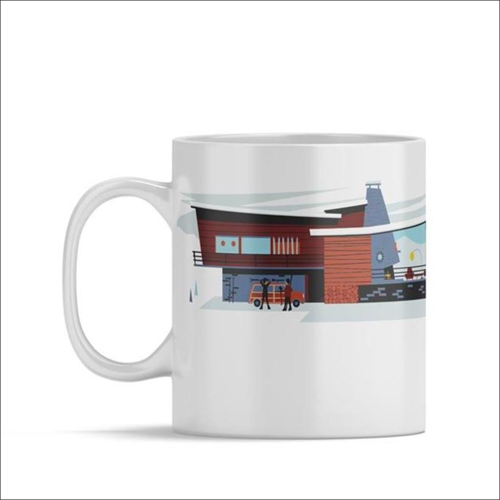 Mug Villa Alpina