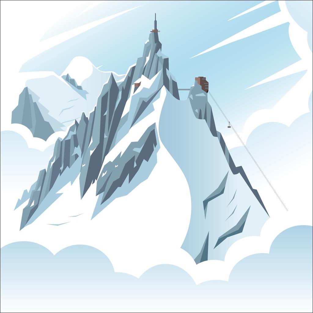 Aiguille du Midi (sans texte)