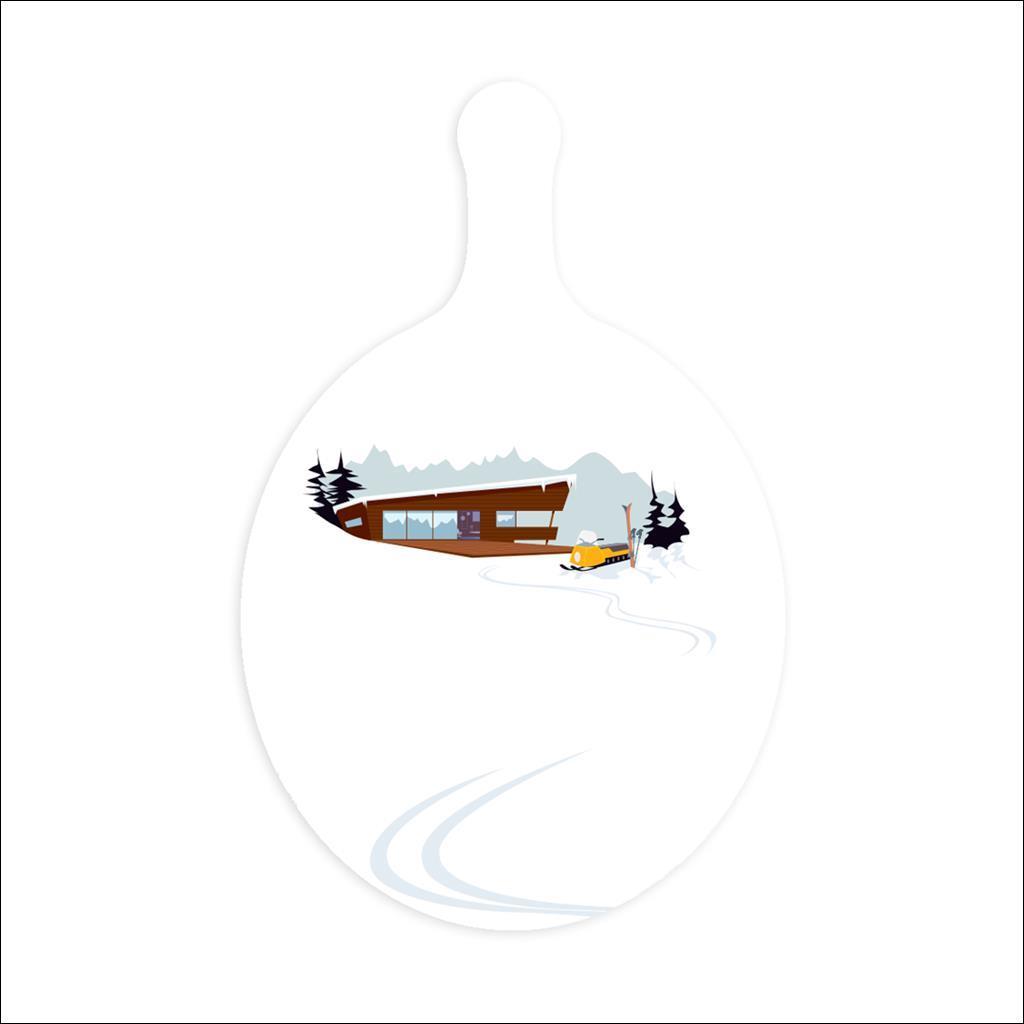Planche à découper - Skidoo
