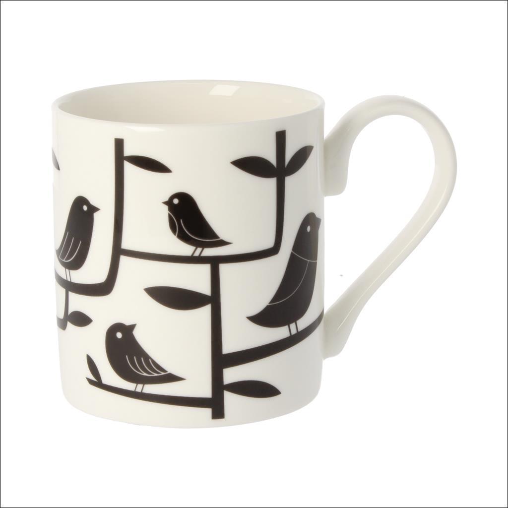 MUG Black Birds