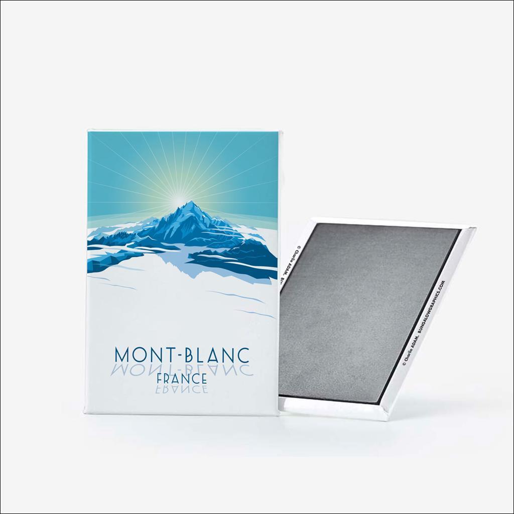 Magnet Mont Blanc