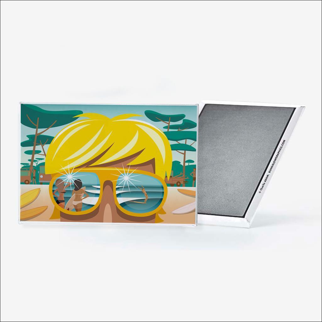 Magnet Surf dude