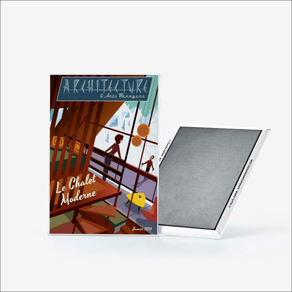 Magnet Architecture magazine