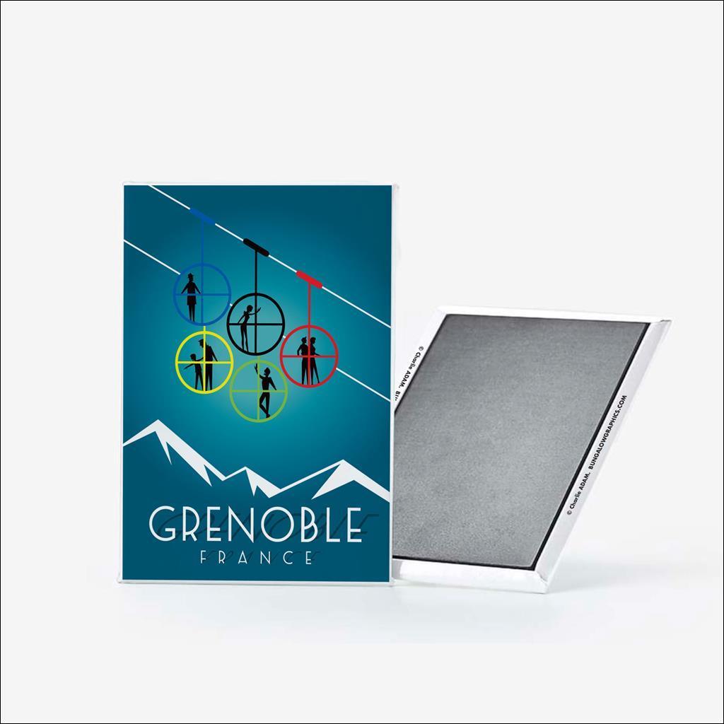Magnet Grenolympique
