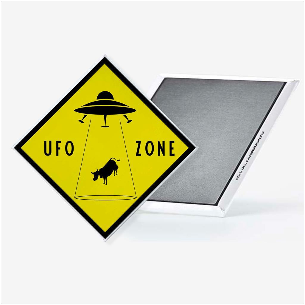 Magnet Ufo zone