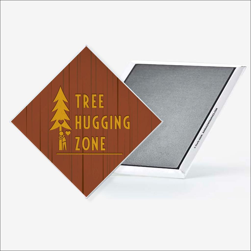 Magnet Tree hugging zone