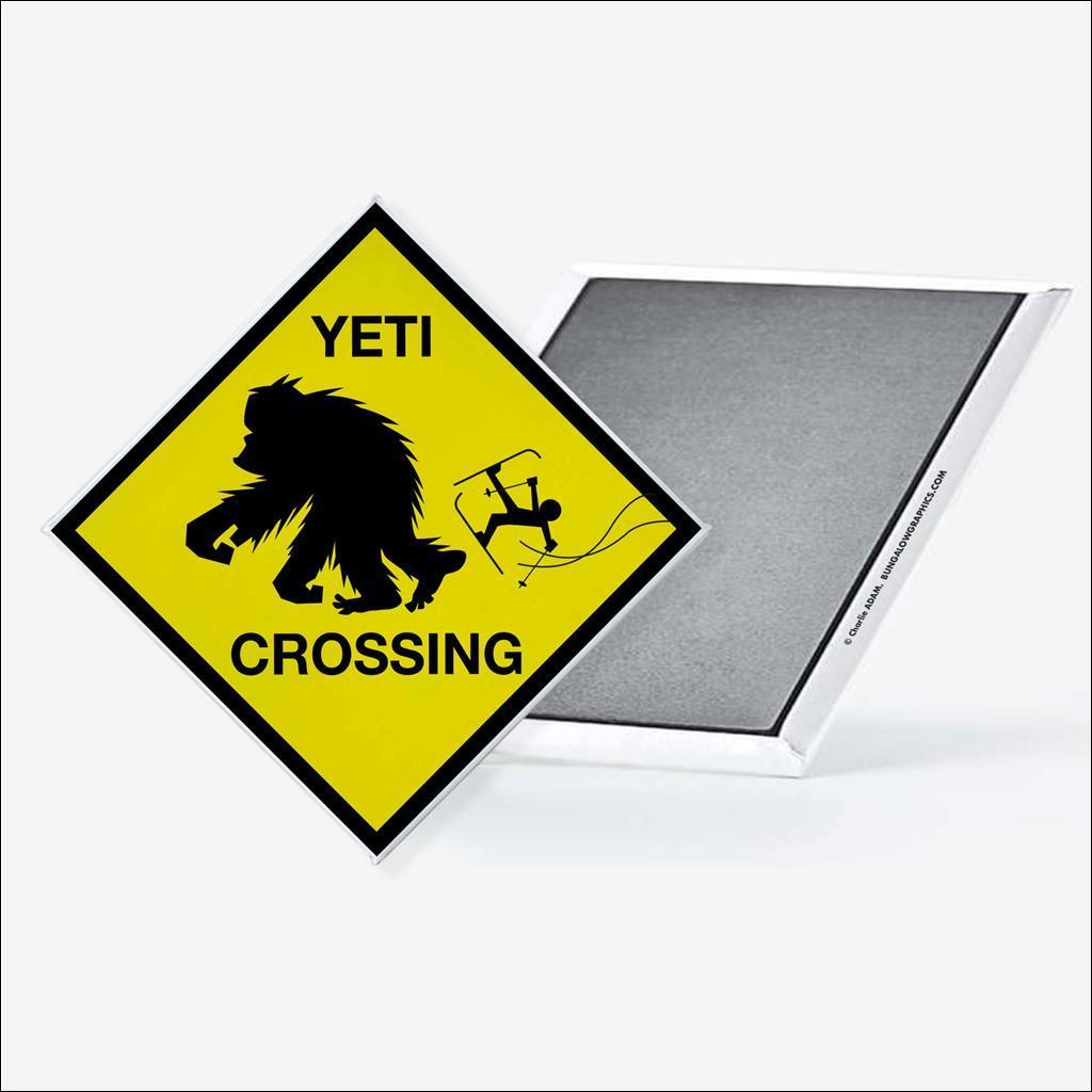 Magnet Yéti crossing