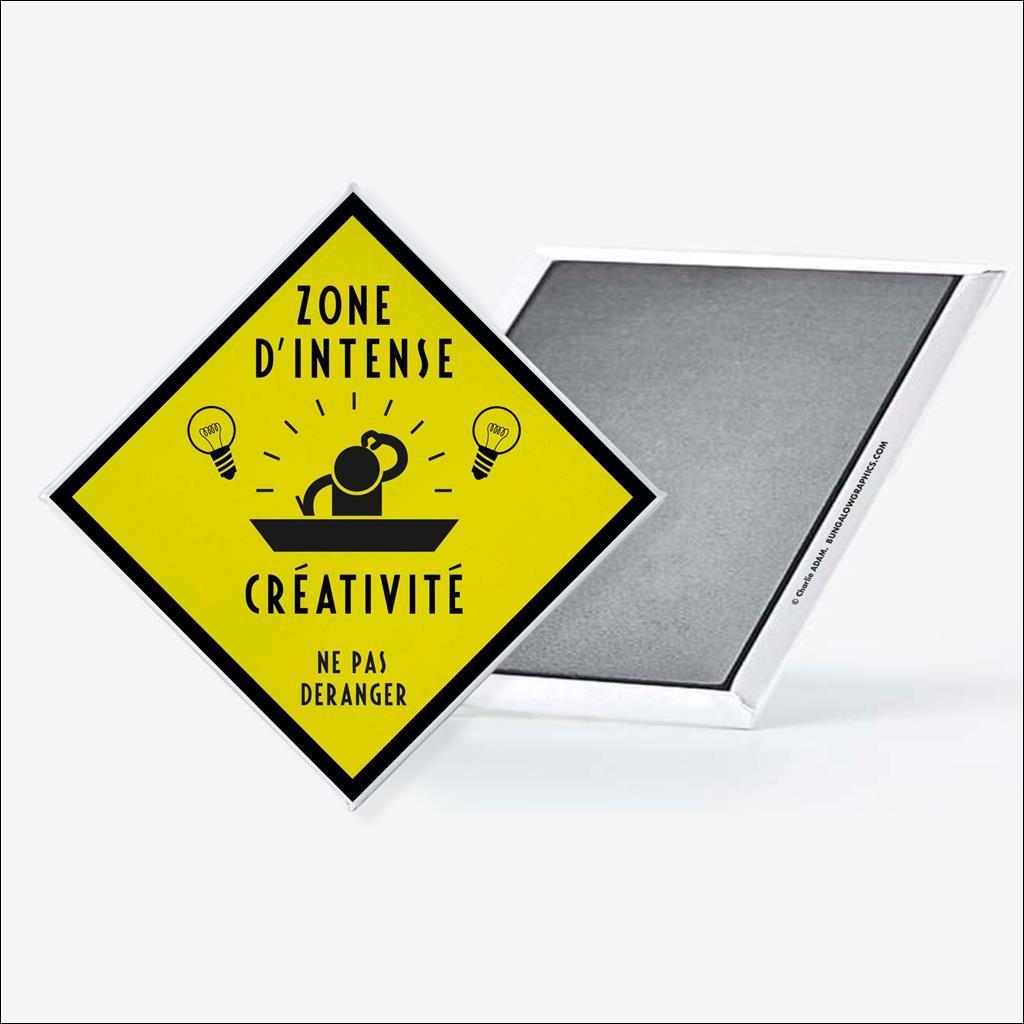 Magnet Zone d'intense créativité