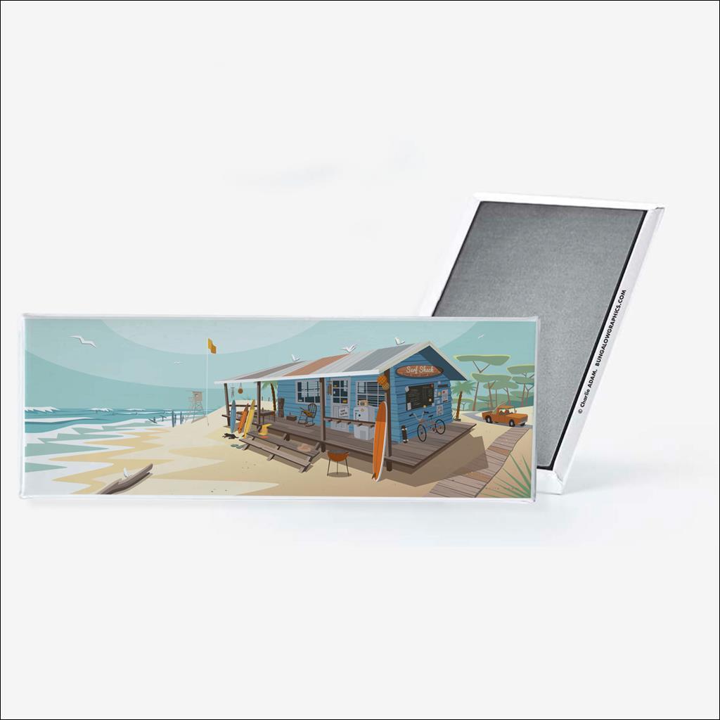 Magnet Surf shack