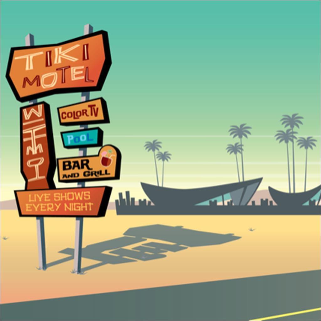 Tiki Motel couleur