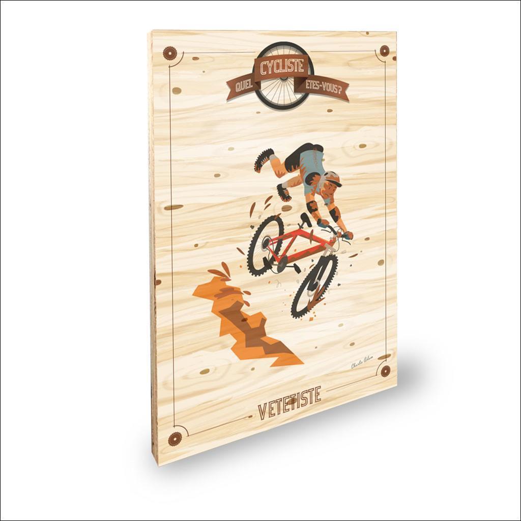Cycliste Vetetiste