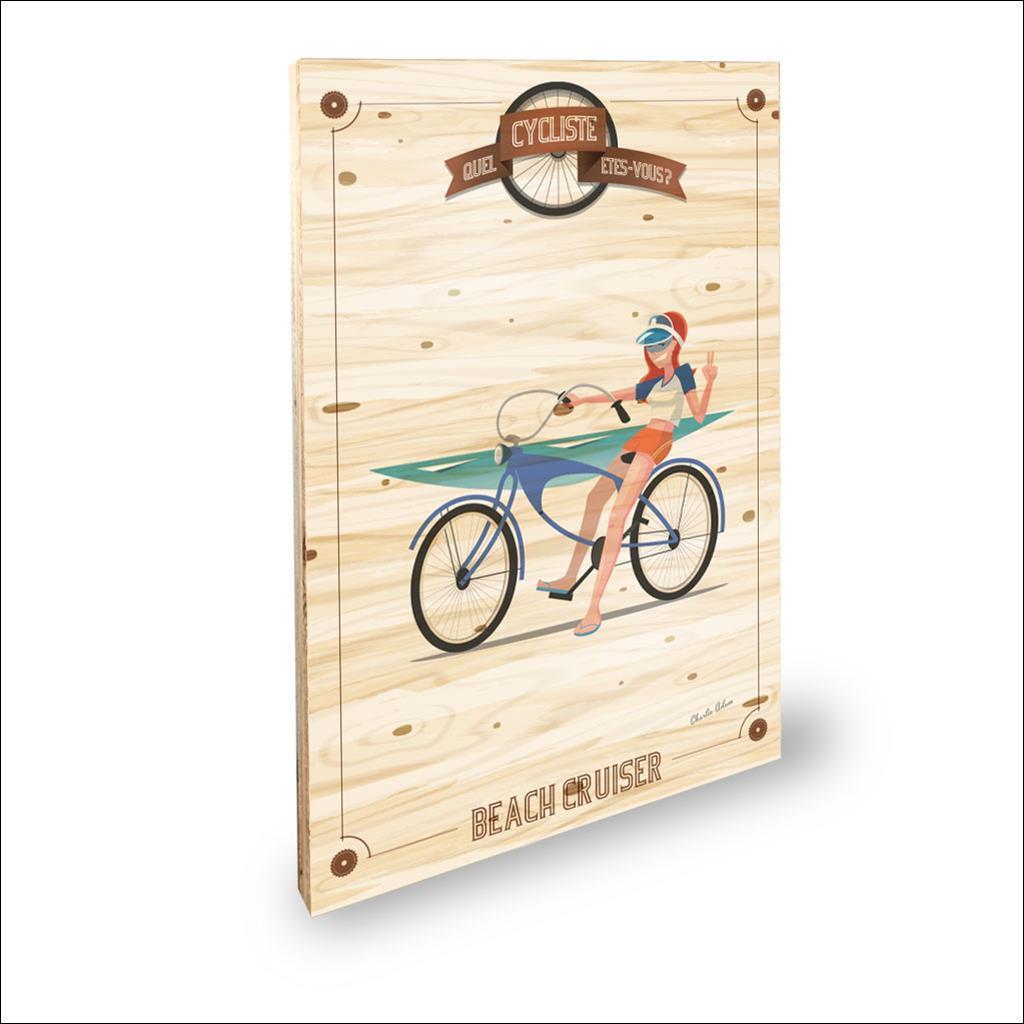 Cycliste Beach Cruiser