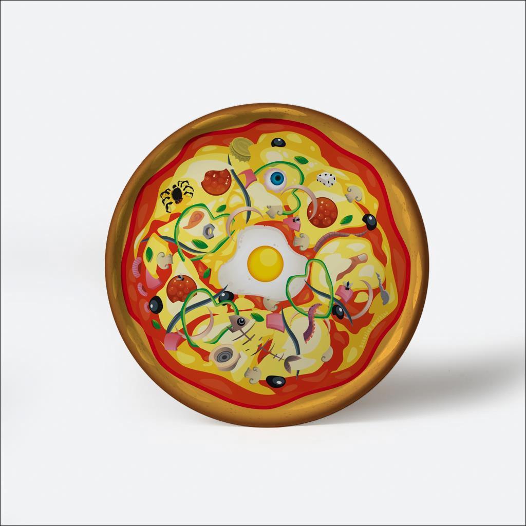 Bizarre Pizza