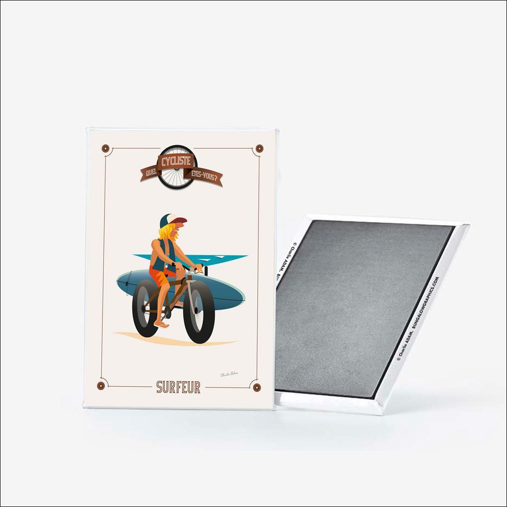 Magnet Surfeur