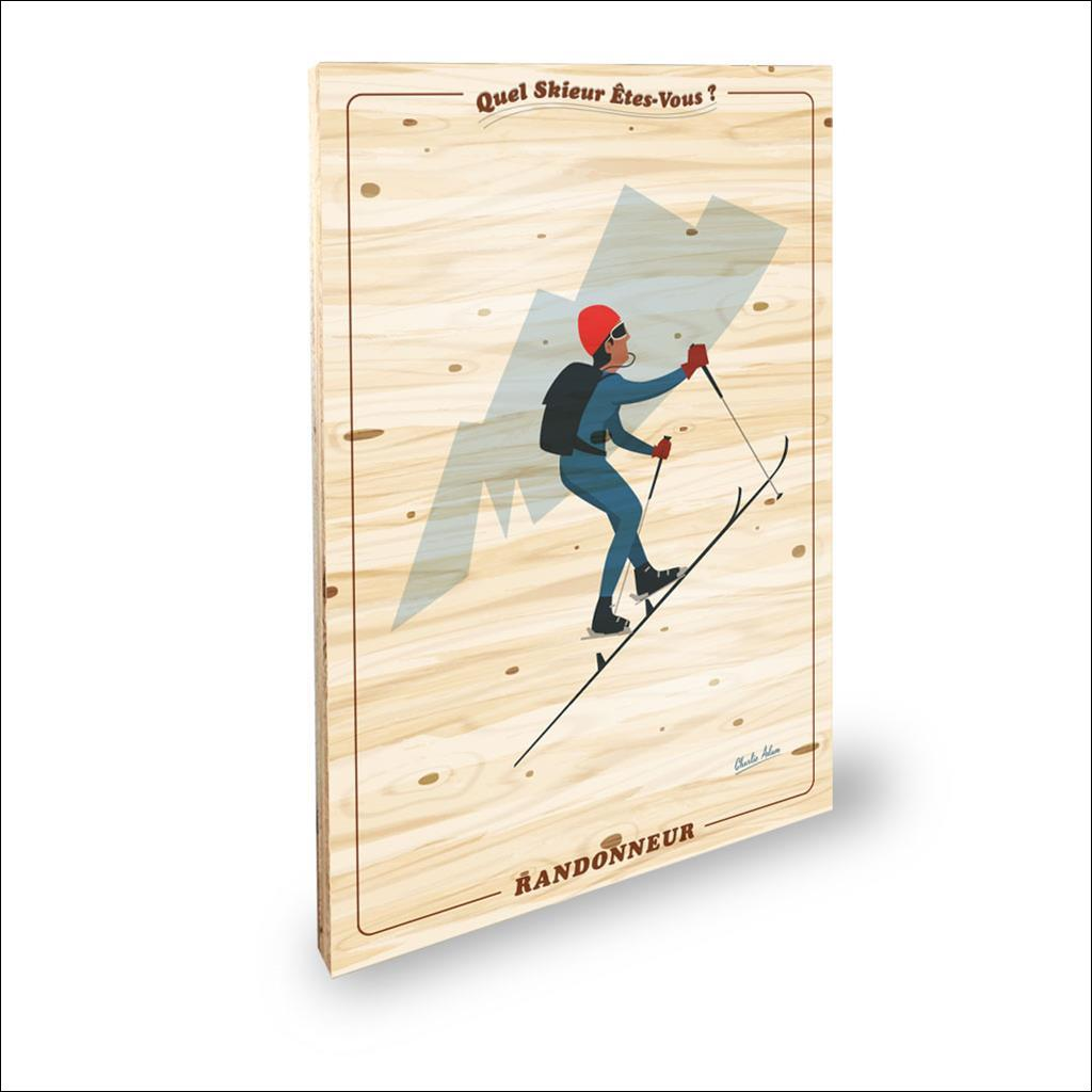 Skieur Randonneur