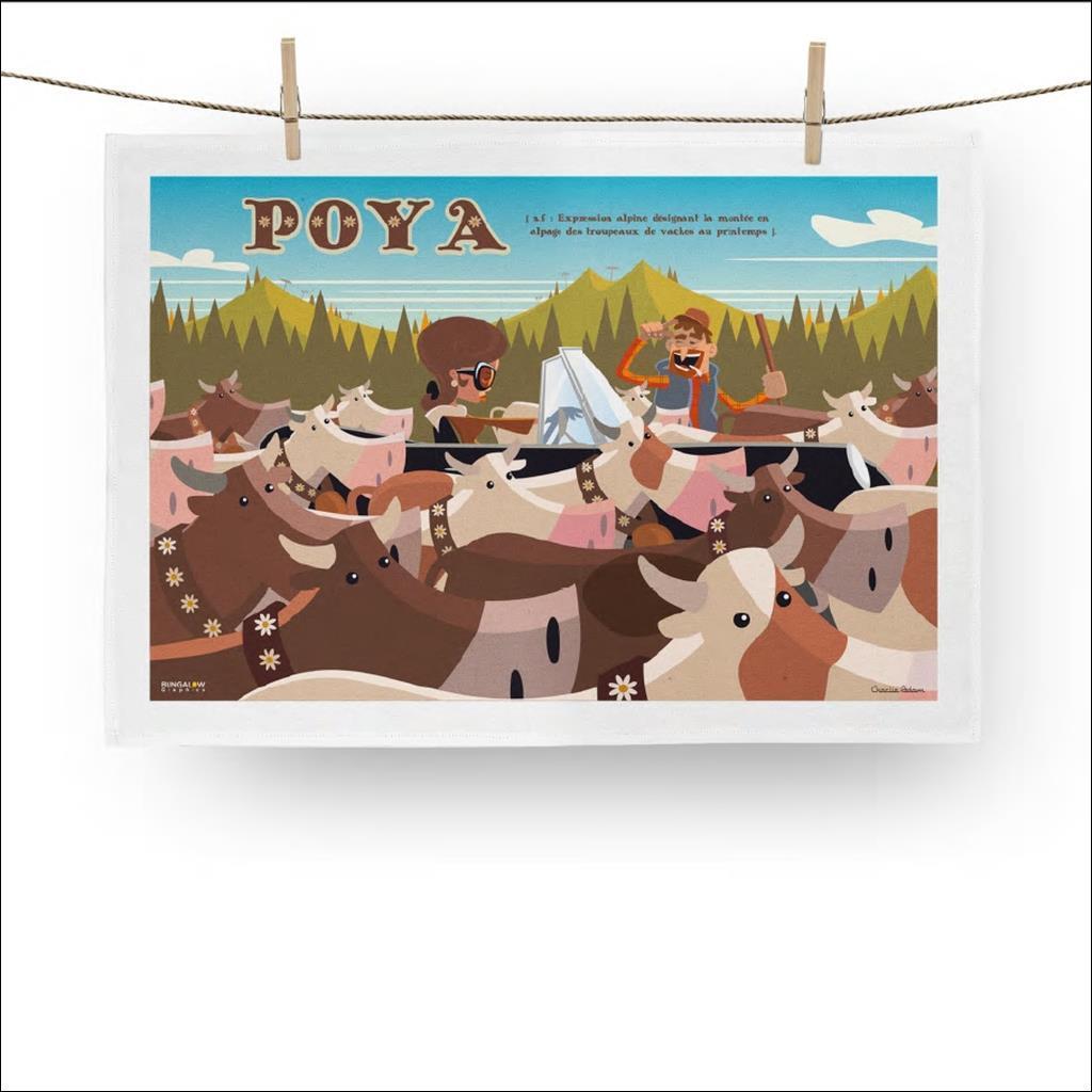 Torchon Poya