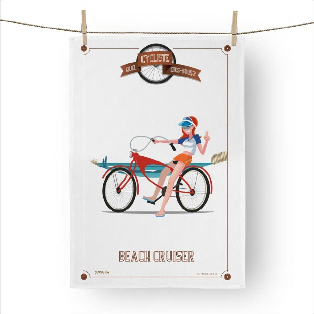 Torchon Beach cruiser